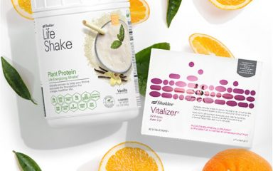 Consultez ma page web Shaklee